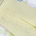 【BP-53N】Blythe Pantyhose Socks # Net Pale Lemon