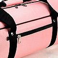 IV.70Cm Soft Nylon Carrier Bag(White Inside)# Pink