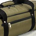 IV.70Cm Soft Nylon Carrier Bag(White Inside)# Army Green