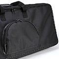 Couple Nylon Carrier Bag For 65cm # Black