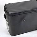 Hard Carrier Bag For 75 cm (Matt Black)