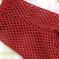 【BP-136】Blythe Pantyhose Sock # Thick Net Crimson