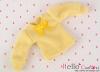 301.【NI-S08】Blythe Pullip(Puffed Sleeves)T-Shirt # Yellow