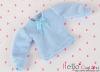 302.【NI-S09】Blythe Pullip(Puffed Sleeves)T-Shirt # Sky Blue