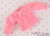 303.【NI-S10】Blythe Pullip(Puffed Sleeves)T-Shirt # Sweet Pink