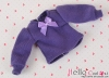 304.【NI-S11】Blythe Pullip(Puffed Sleeves)T-Shirt # Violet
