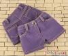 T44.【DJ-03】SD/DD Short Jeans # Deep Purple