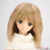 【DM-01】DD/MDD HP Wavy bob wigs # Hazel Fruit