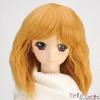 【DM-01】DD/MDD HP Wavy bob wigs # Yellowish Brown