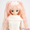 【DM-18】DD/MDD HP wigs w/Wave Hair Pin # Pink