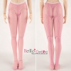H102.【DT-07】DD/DY Pantyhose # Mid Net Deep Pink