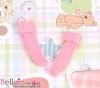 【KR-5】B/P Bobby Socks # Honey Pink