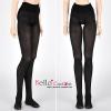 H83.【DT-01】DD/DY Silk Pantyhose # Black