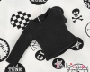 222.【NA-22】Blythe Pullip (L Sleeve) T-Shirt # Black