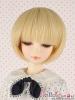 "【ND-GM13】6~7"" Heat-Proof Short Wigs # Mix Gold"