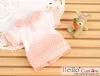 39.【NF-05】Blythe/Pullip Flat Collar T-Shirts # Dot/Coral