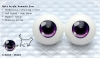 22mm/Meta Acrylic Animetic Eyes (RD-05) Violet