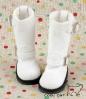【10-03】B/P Boots.White