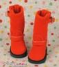 【10-19】B/P Boots.Orange