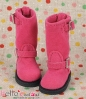 【10-15】B/P Boots.Rose Pink
