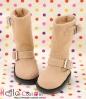 【10-14N】B/P Boots.Camel