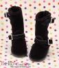 【10-18】B/P Boots.Dark Violet