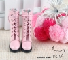 【14-05】B/P Boots.Pink