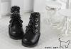 【15-04】B/P Short Shoes.Black