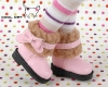 【18-05】B/P Boots.Pink