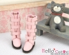 【17-03】B/P Boots.Pink