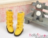 【17-06】B/P Boots.Yellow