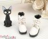 【27-1】B/P Short Shoes.White