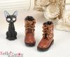 【27-7】B/P Short Shoes.Brown