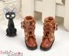 【29-4】B/P Short Shoes.Brown