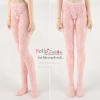 H100.【DDP-11】DD/DY Pantyhose # Rose Net - Pink