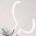 (T)Ⅱ、DD Thigh Stand ( 15cm Ø Round w/Camera Tripod Hole)